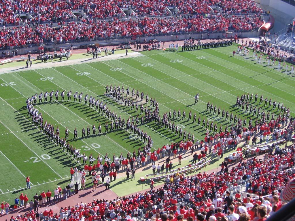 Ohio State Football Stadium Wallpaper