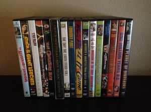 Monster Movie Display